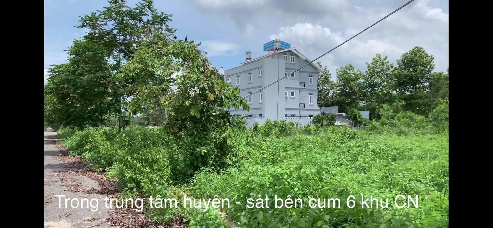 Lô đất HUD Xây Dựng Hà Nội Nhơn Trạch Đồng Nai